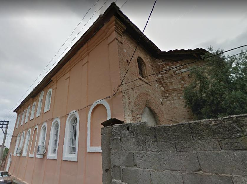 ismetiye mosque church